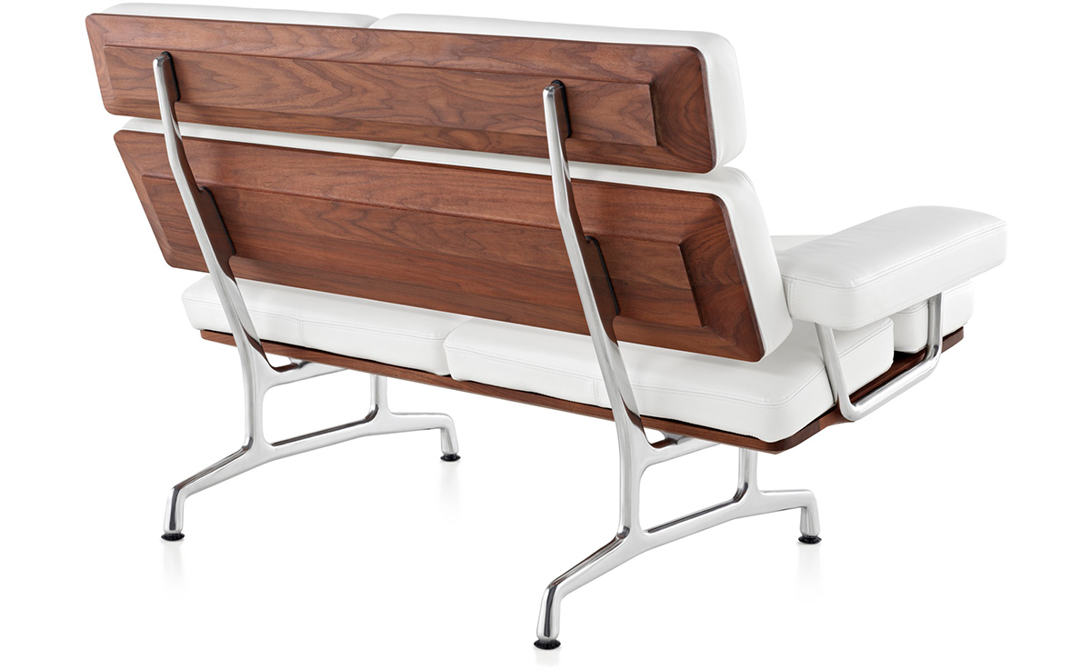 eames sofa compact carlton 3 seater 2 seat hivemodern com