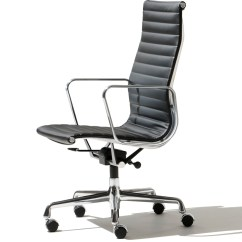 Eames Aluminum Group Management Chair Ergonomic Adjustments Eames® Executive - Hivemodern.com