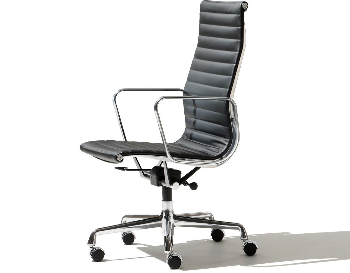 Herman Miller Eames Office Chair Eames Aluminum Group Executive Chair Hivemodern