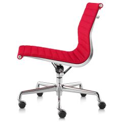 Eames Aluminum Group Management Chair Unusual Sashes With No Arms