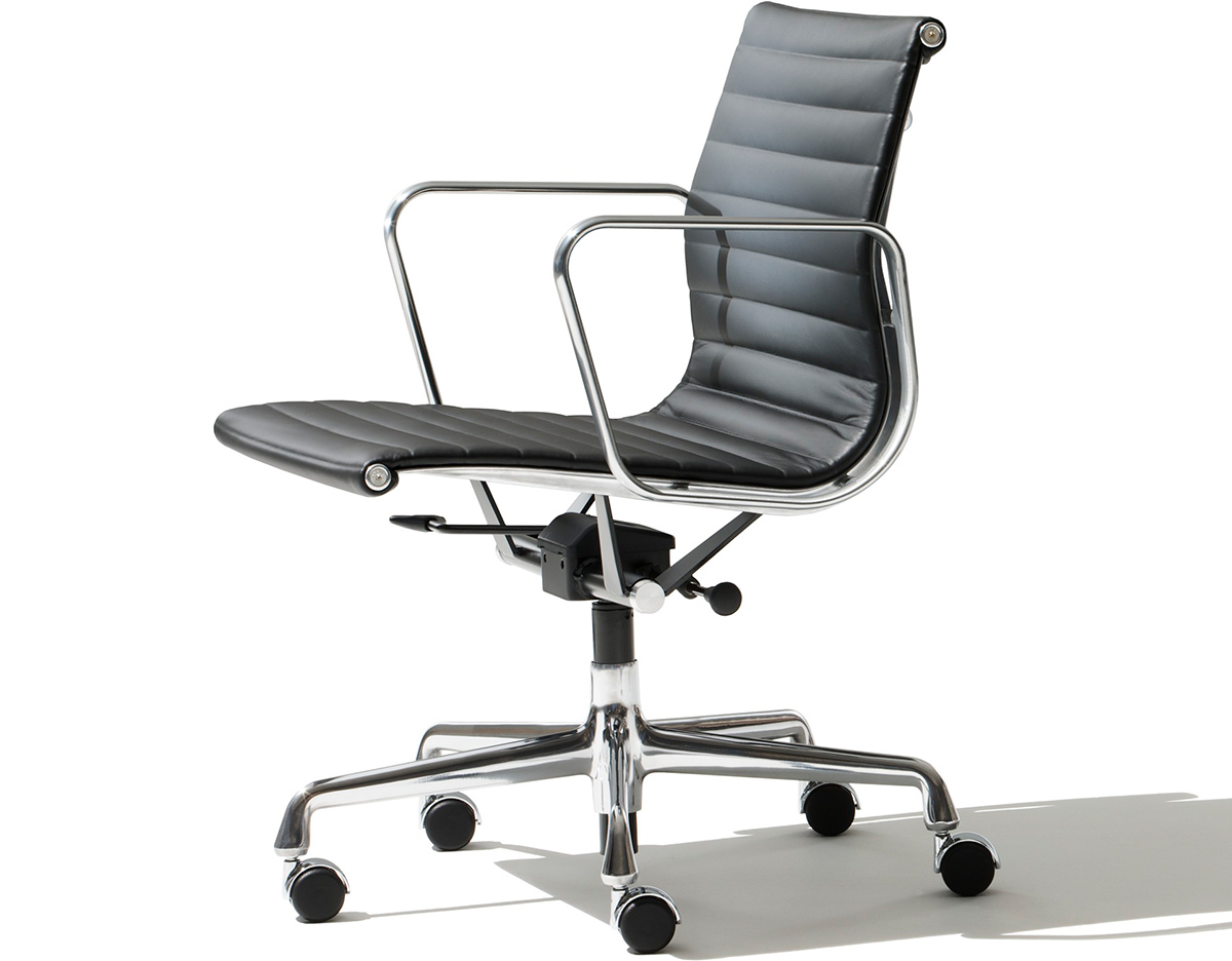 Eames Aluminum Group Management Chair  hivemoderncom