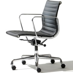 Eames Aluminum Group Management Chair Folding Bag Hivemodern