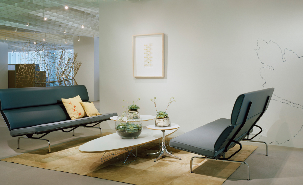 Eames Elliptical Table  hivemoderncom