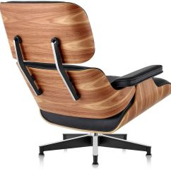 Chair Designer Charles Used Leather Club Chairs For Sale Eames Lounge Without Ottoman Hivemodern