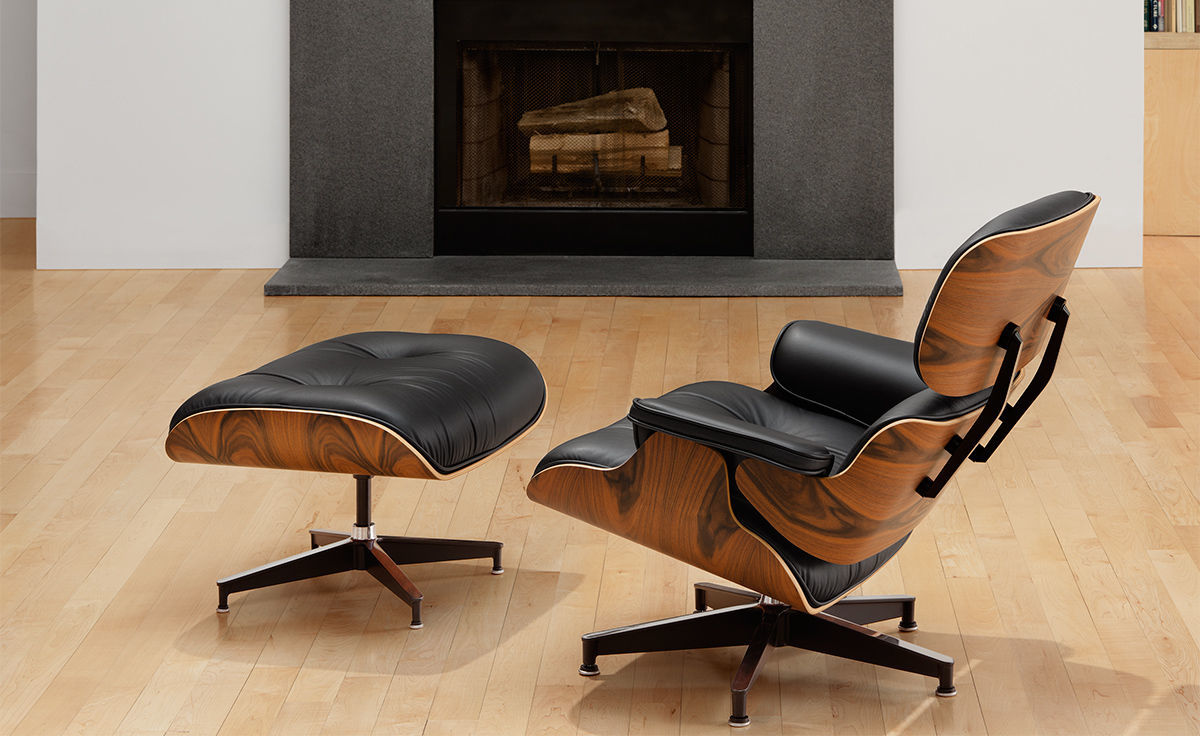 Herman Miller Finally Creates The Eames Dream Plywood Chair