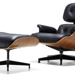Eames Lounge Chair For Sale Ergonomic Yoga Ball Ottoman Hivemodern Com