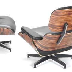 Office Chair With Ottoman Balance Disk For Eames Lounge Hivemodern Com