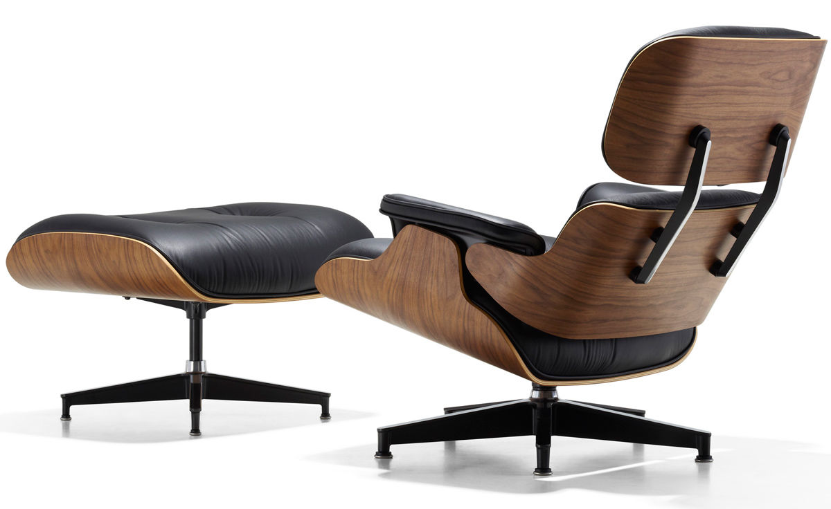 Eames Lounge Chair  Ottoman  hivemoderncom