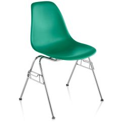 Plastic Molded Chairs Pottery Barn Kids Beach Chair Eames Side With Stacking Base