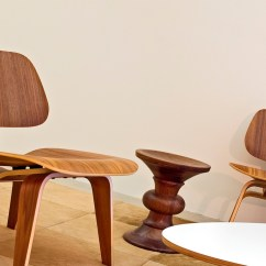 Eames Lcw Chair High Seat Chairs Elderly Leeds Eames® Molded Plywood Lounge - Hivemodern.com