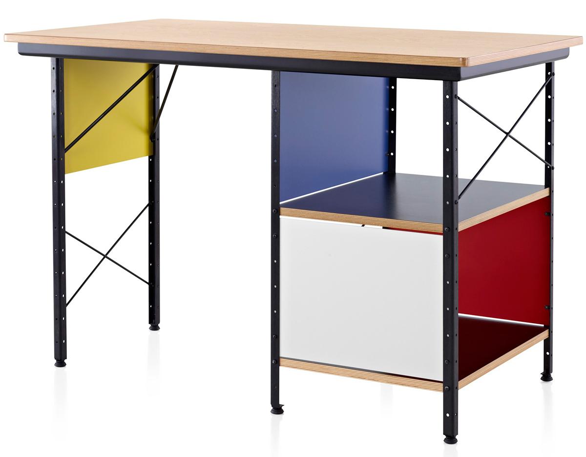 Eames Open Storage Desk Unit  hivemoderncom
