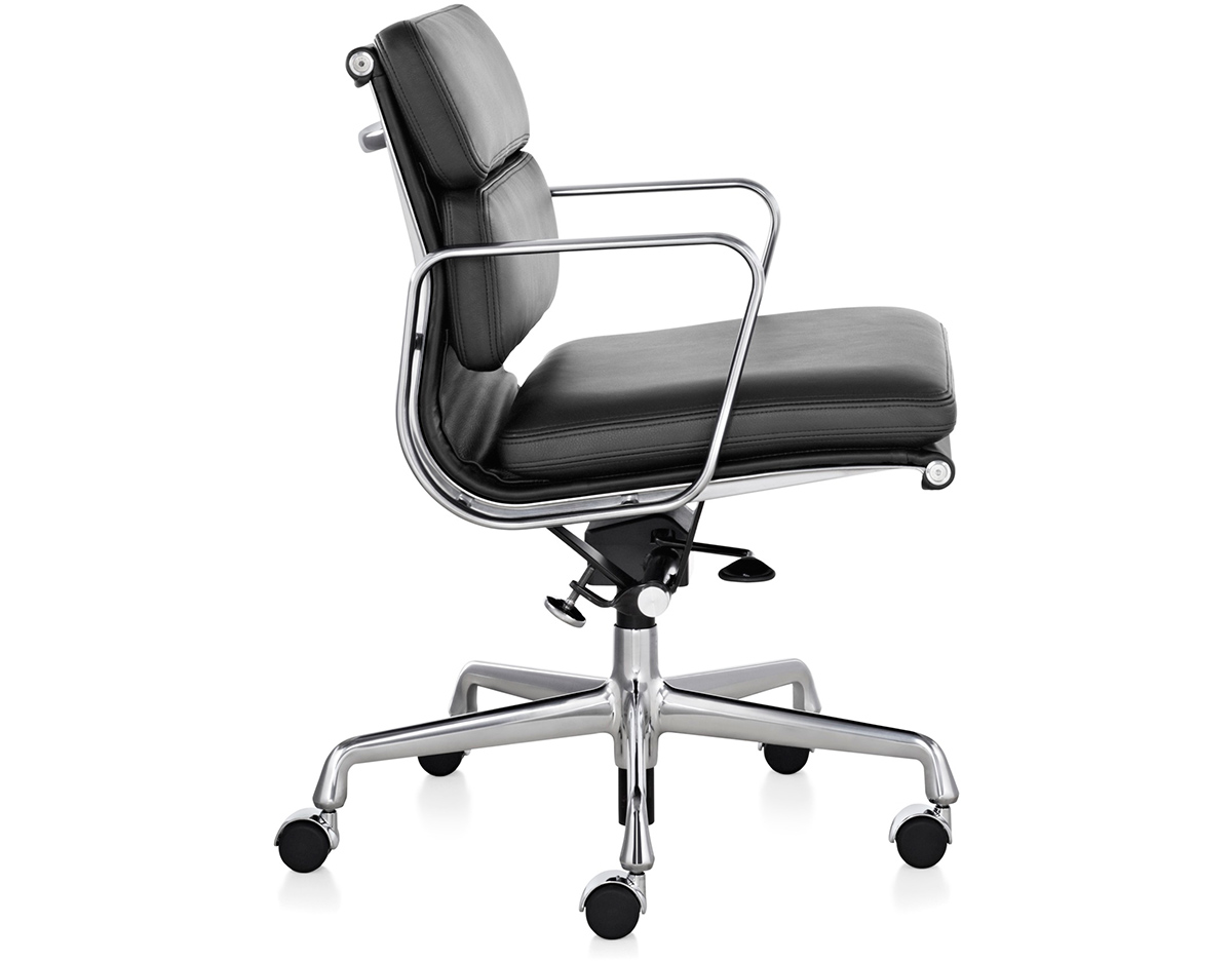 Eames Soft Pad Group Management Chair  hivemoderncom