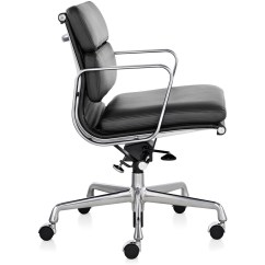 Eames Chair Herman Miller Executive Replica Soft Pad Group Management Hivemodern Com By From