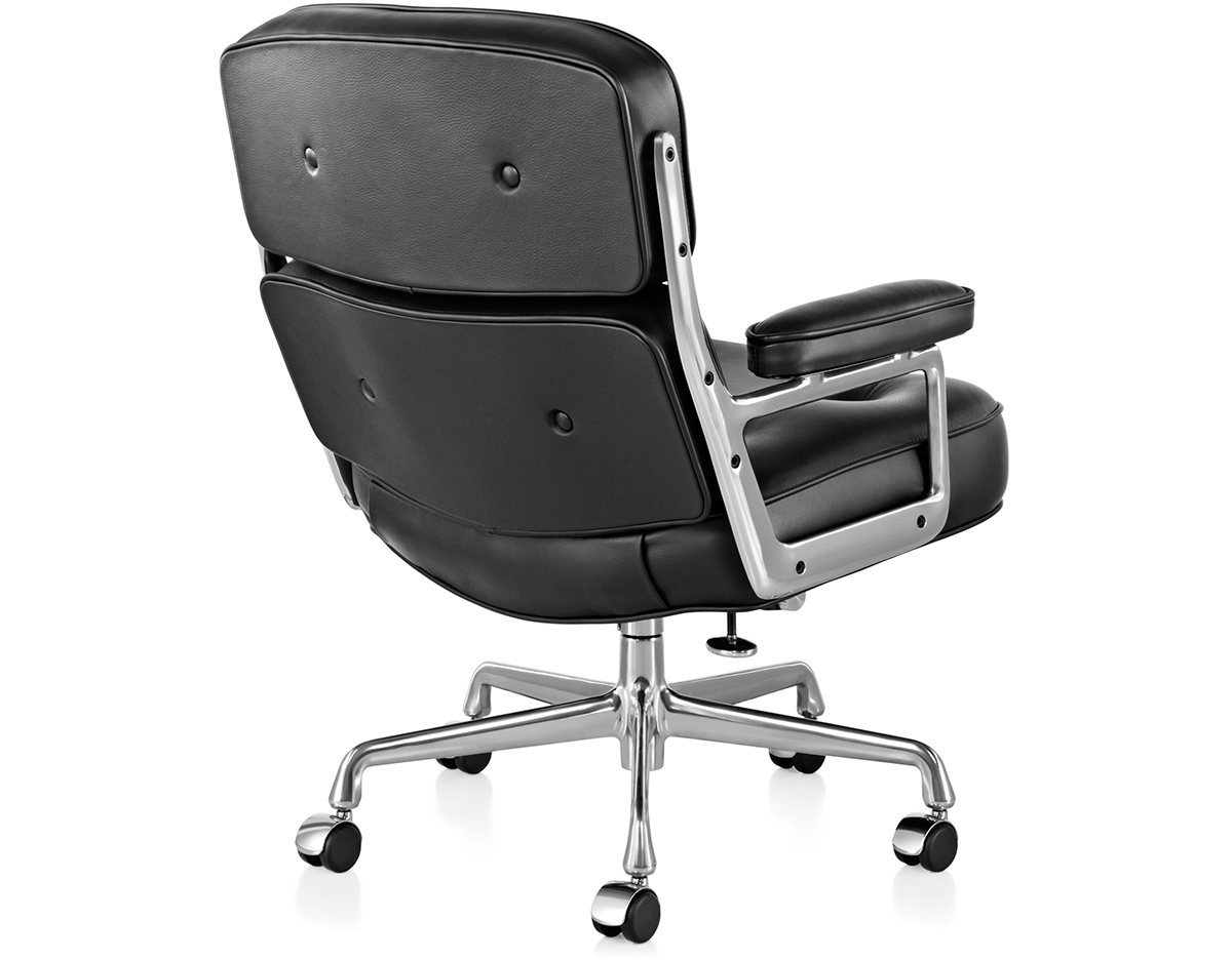 herman miller executive chair black outdoor rocking canada eames time life hivemodern