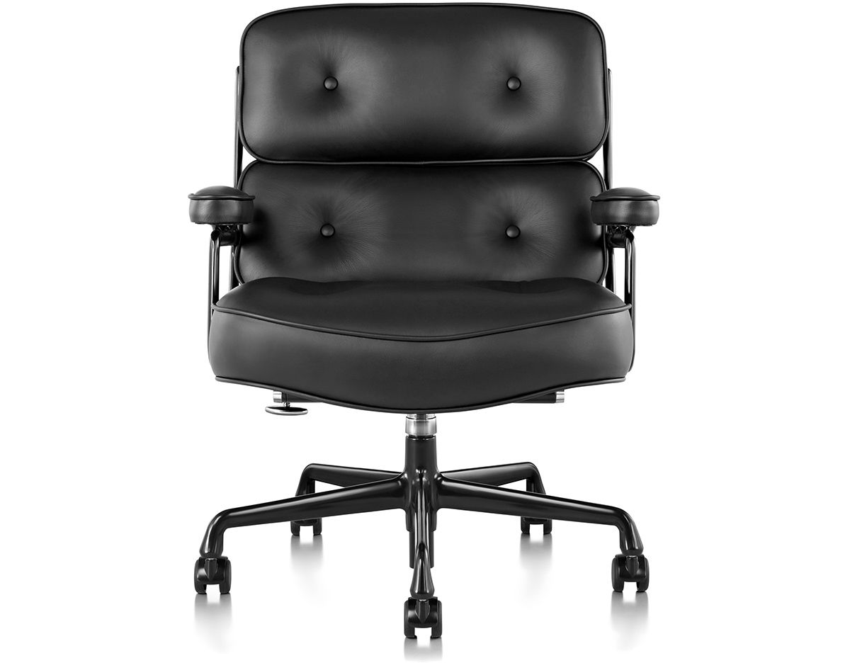 herman miller executive chair ball office eames time life hivemodern