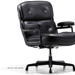 Designer Executive Chair Victorian Wingback Eames Time Life Hivemodern