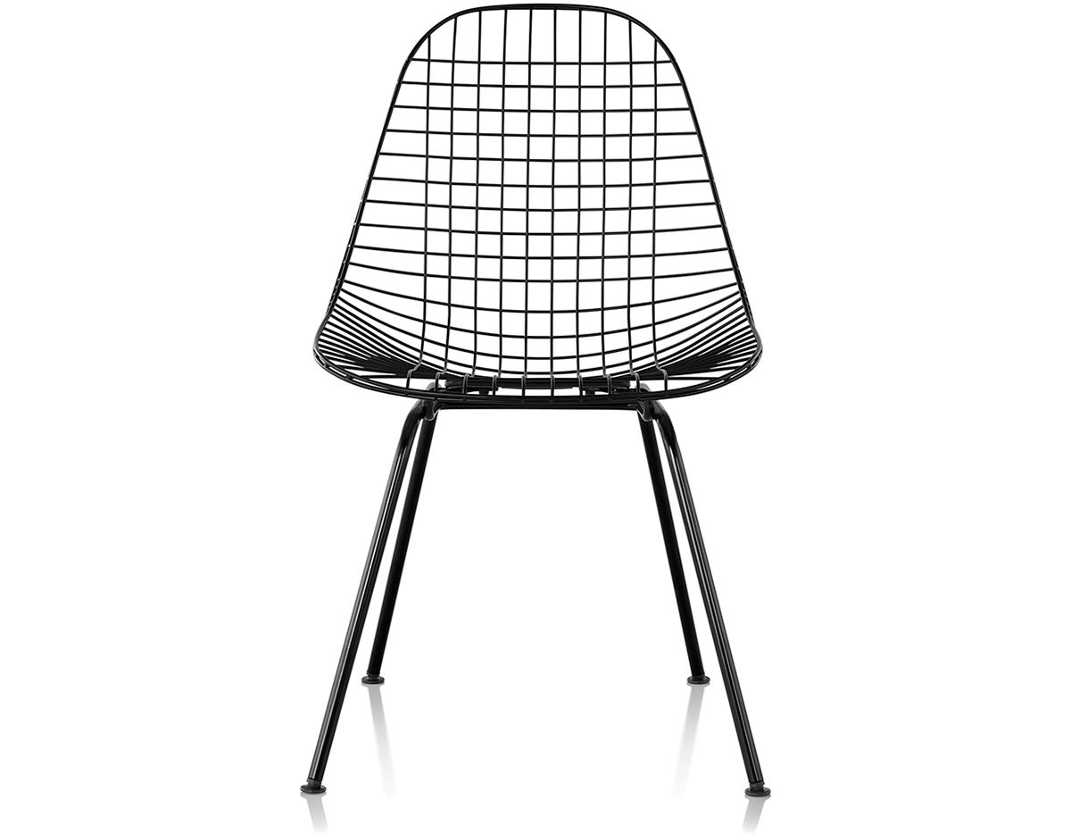 Eames Wire Chair Eames Wire Chair With 4 Leg Base