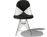 Eames Wire Chair With Bikini Pad - hivemodern.com