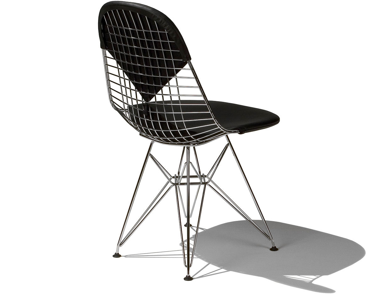 Eames Wire Chair Eames Wire Chair With Bikini Pad
