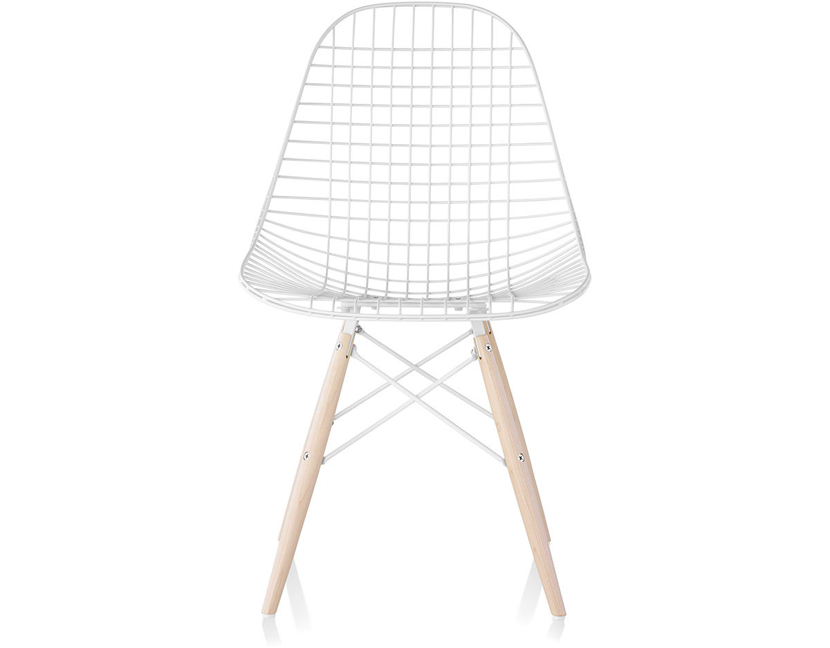 Eames Wire Chair Eames Wire Chair With Dowel Base