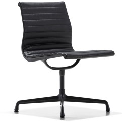 Eames Aluminum Group Management Chair T4 Spa Pedicure Parts Side Hivemodern