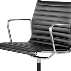 Eames Aluminum Chair Church Chairs Wedding Decorations Group Side Hivemodern