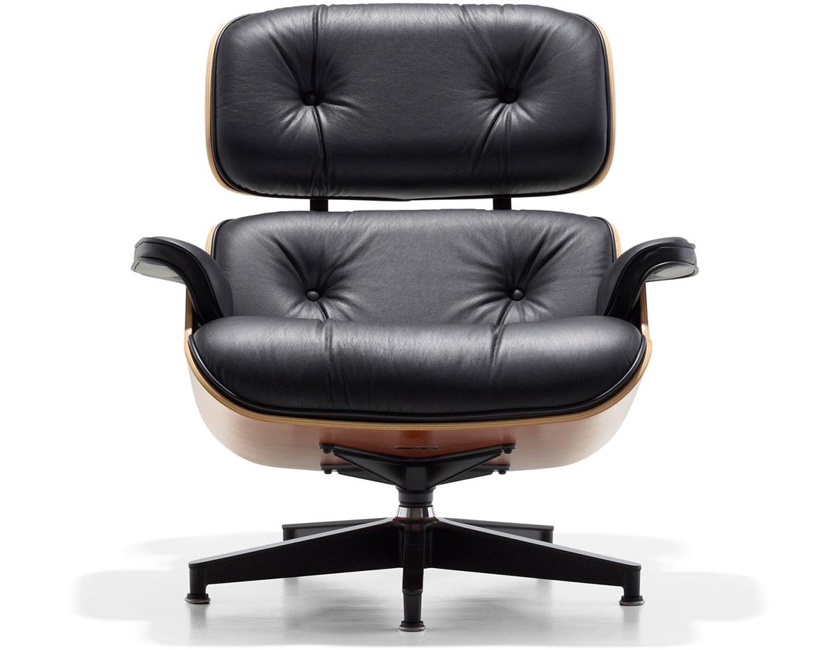 Eames Lounge Chair No Ottoman  hivemoderncom