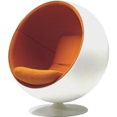 Eero Aarnio Bubble Chair Fishing Exercises Ball