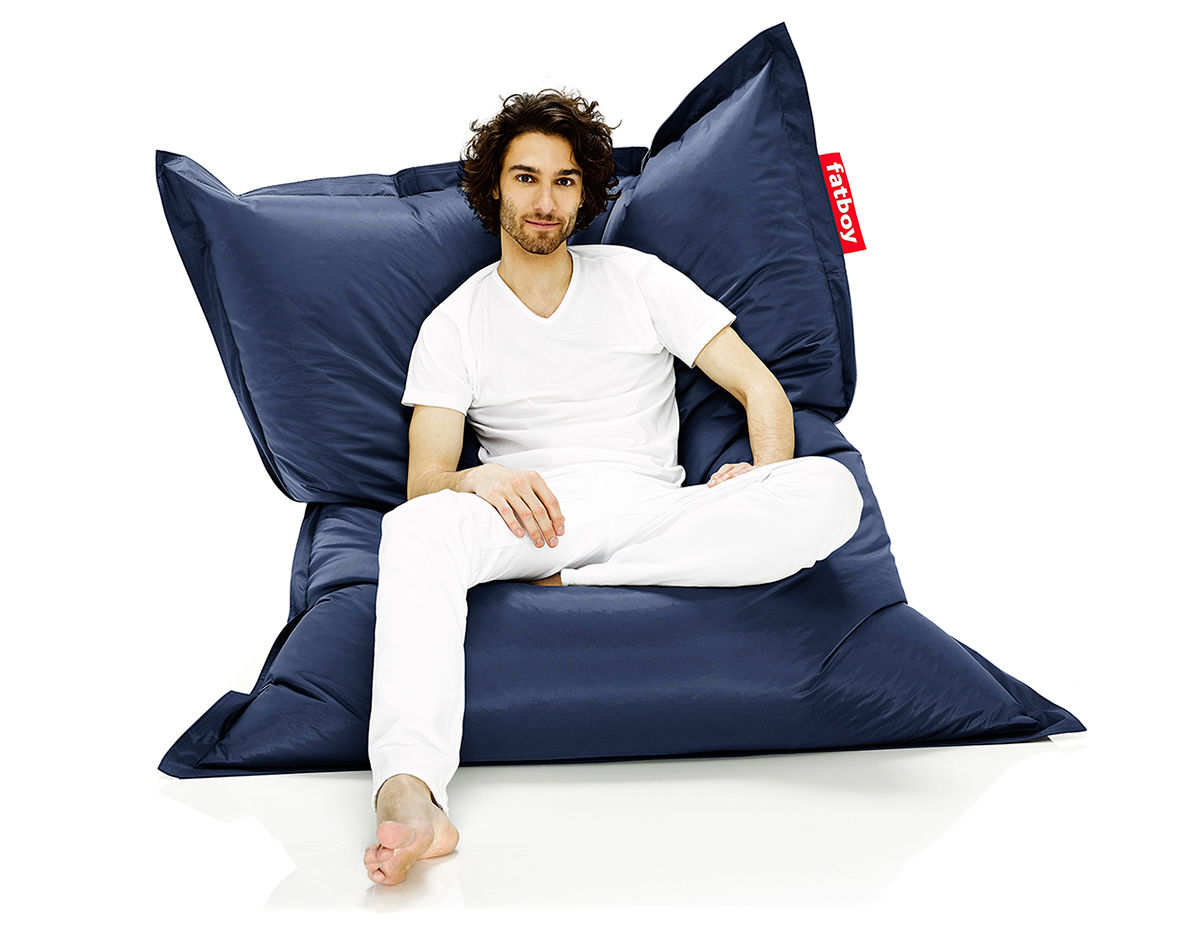 bean bag chairs for boys mid century z chair fatboy the original hivemodern com from fat boy