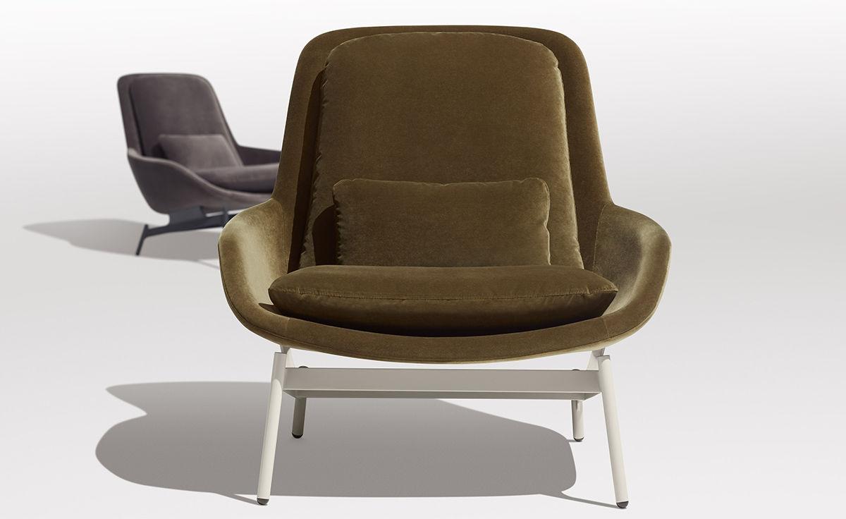 Field Lounge Chair  hivemoderncom