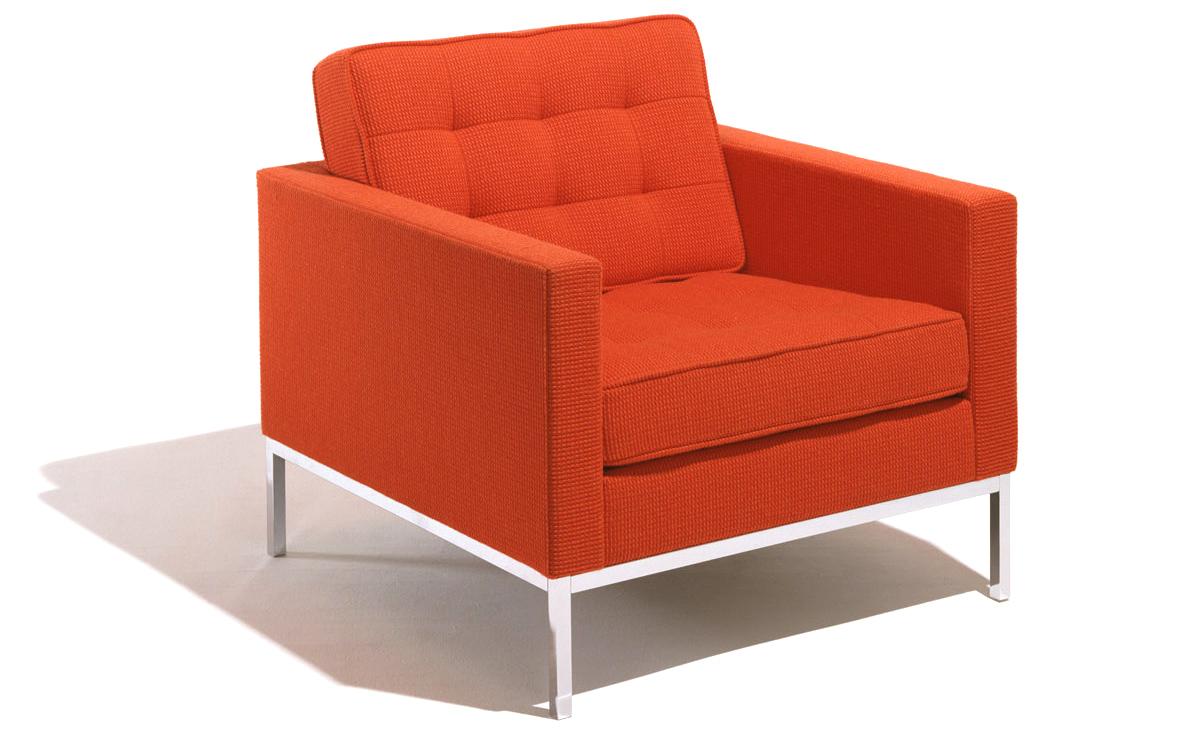 Florence Knoll Lounge Chair  hivemoderncom