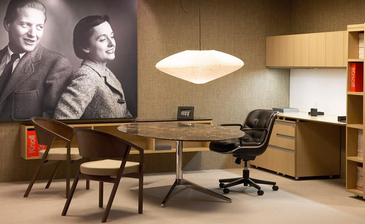 Florence Knoll 96 Oval Table  hivemoderncom