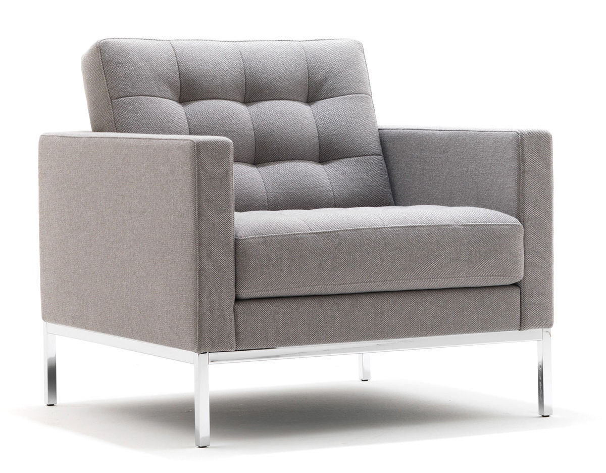 Florence Knoll Relaxed Lounge Chair  hivemoderncom