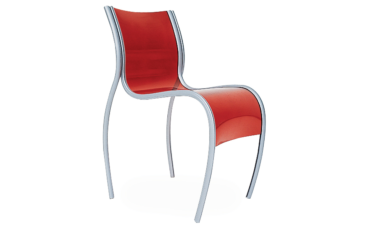 saucer chairs sam s club dining room chair styles outdoor patio hivemodern com fpe 2 pack ron arad kartell