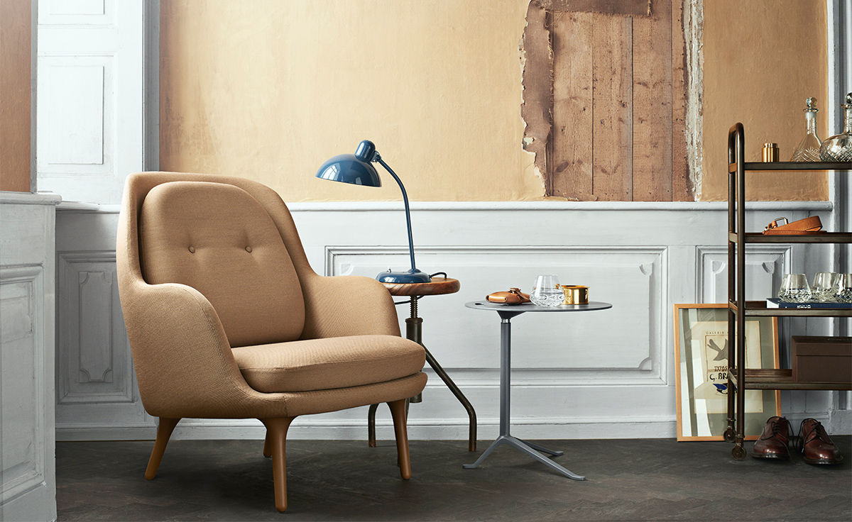 Fri Lounge Chair  hivemoderncom