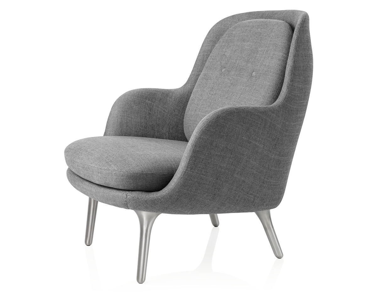 Fritz Hansen Chairs Fri Lounge Chair
