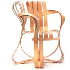 Frank Gehry Chair Fabric Dining Chairs With Arms Cross Check Hivemodern