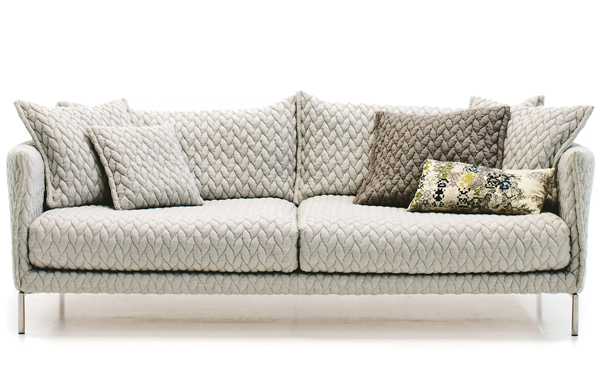 Gentry 90 Two Seater Sofa  hivemoderncom