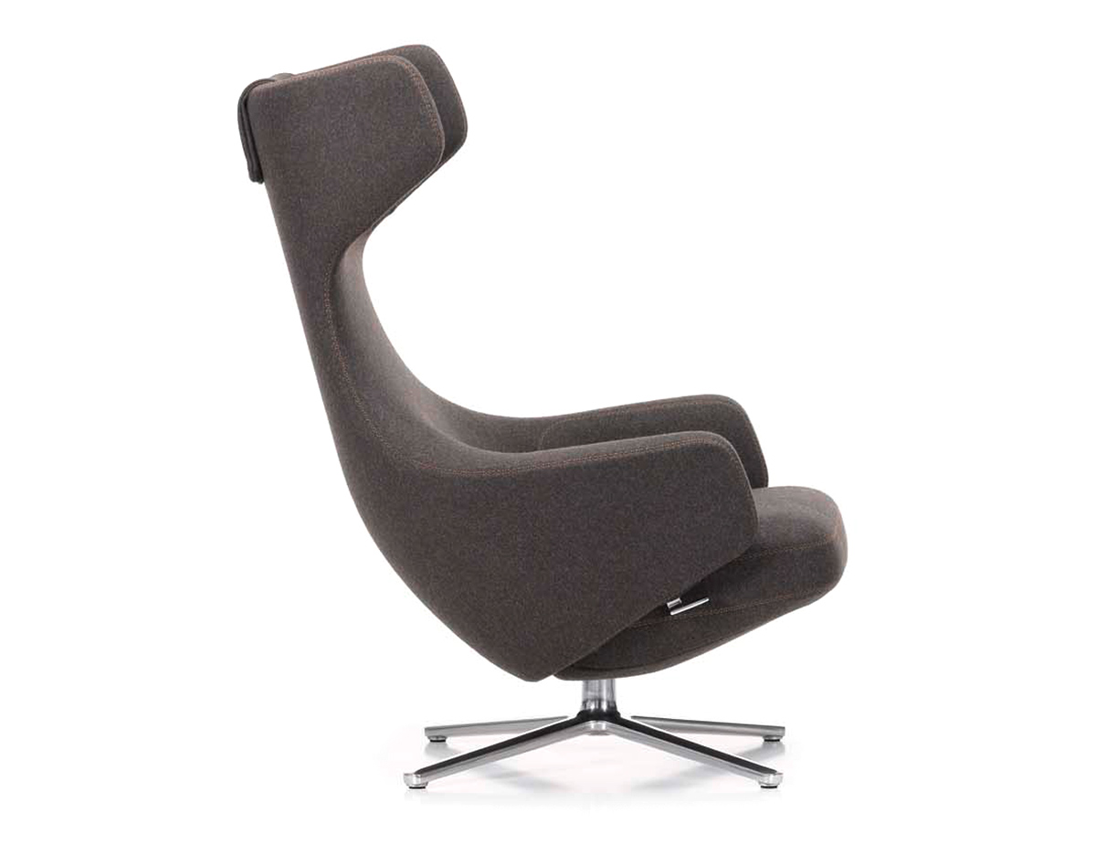 Grand Repos Lounge Chair  hivemoderncom
