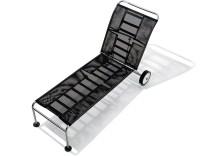 Green Sun Lounge Chair 251 - hivemodern.com