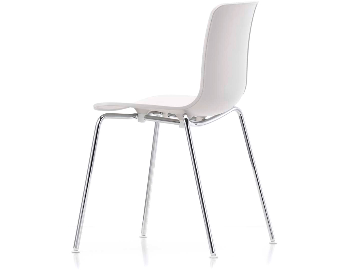 Hal Tube Stackable Side Chair  hivemoderncom