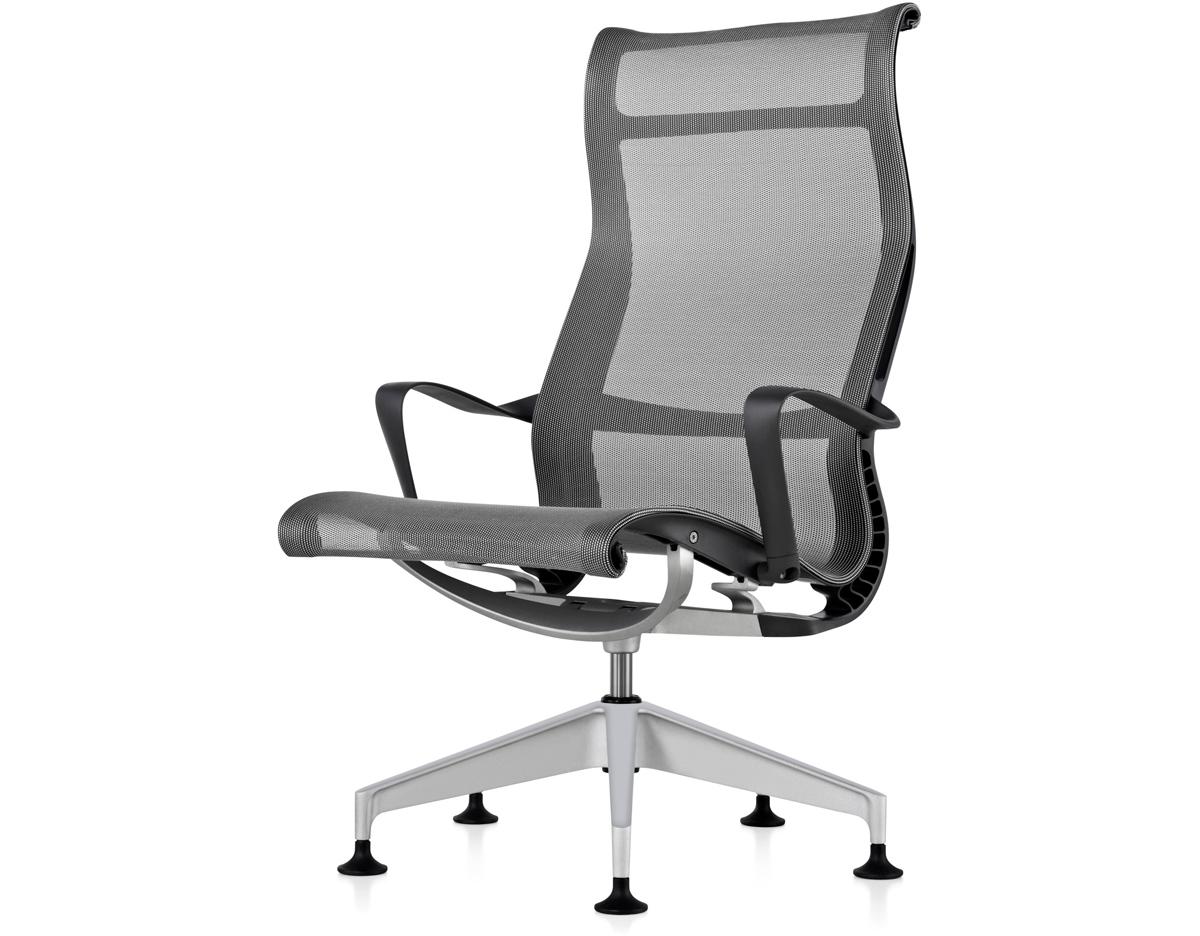 Herman Miller Setu Lounge Chair  hivemoderncom