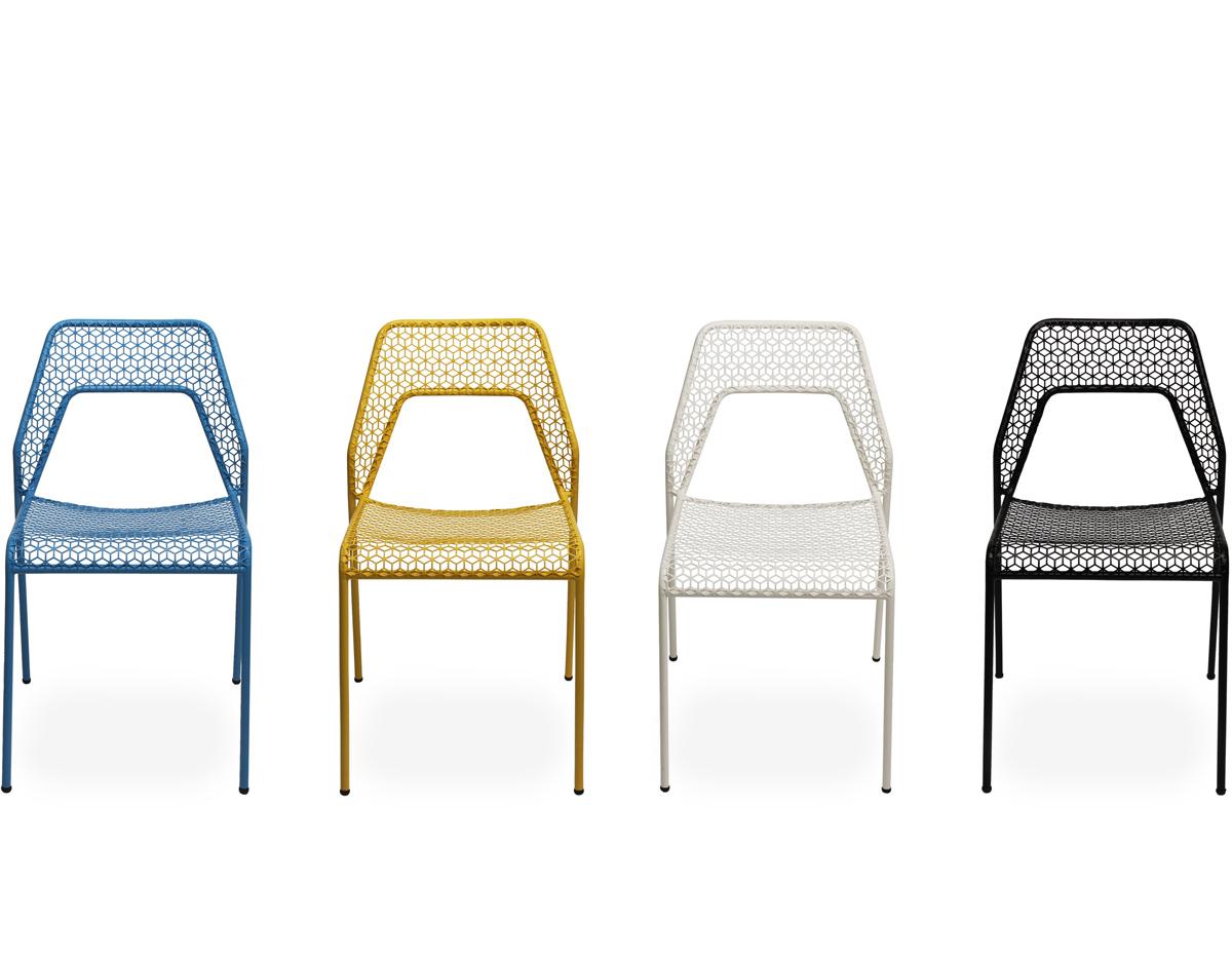 Hot Mesh Chair  hivemoderncom
