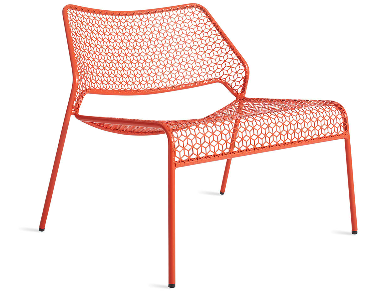 Hot Mesh Lounge Chair  hivemoderncom