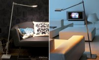 Kelvin Led Floor Lamp - hivemodern.com