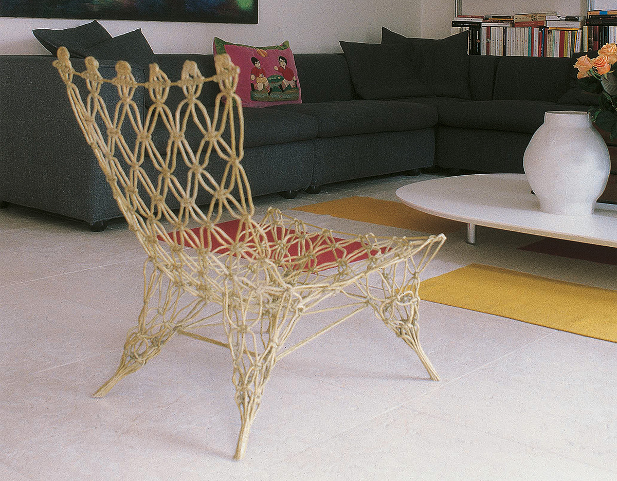 Knotted Chair  hivemoderncom