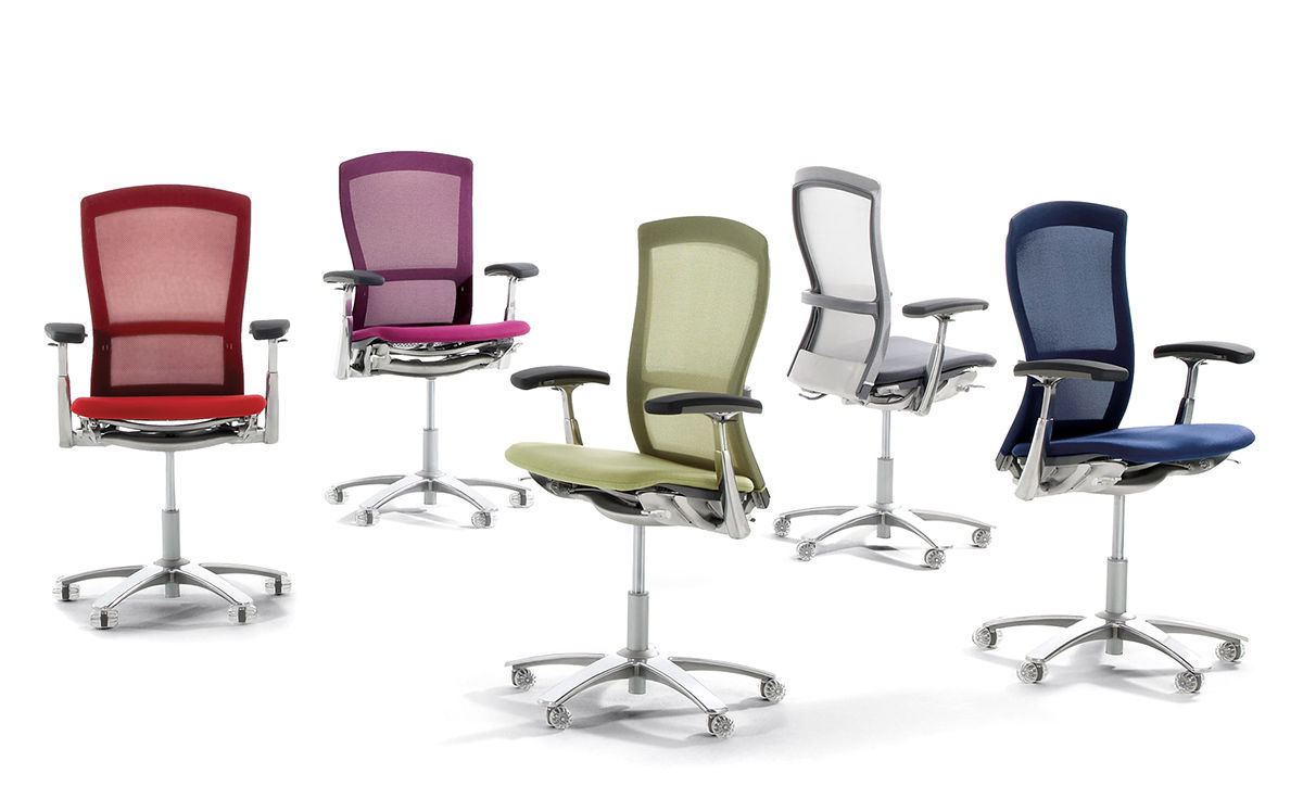 global furniture task office chair reviews proper posture desk life® - hivemodern.com