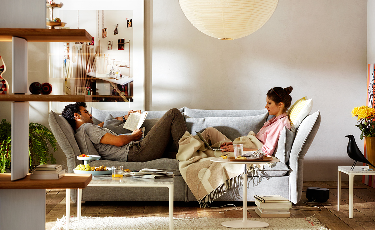 Mariposa 25 Seat Sofa  hivemoderncom