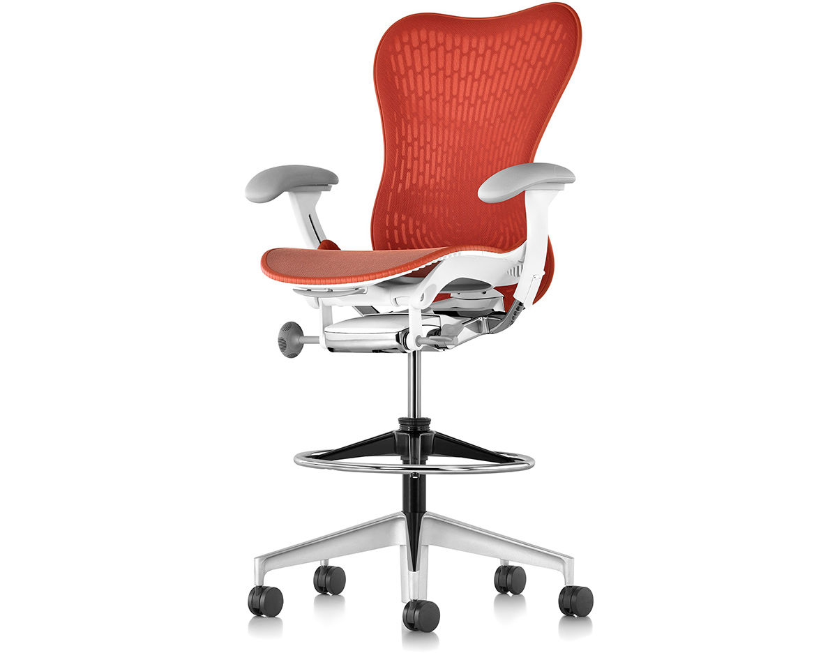mirra 2 chair dance ritual stool hivemodern