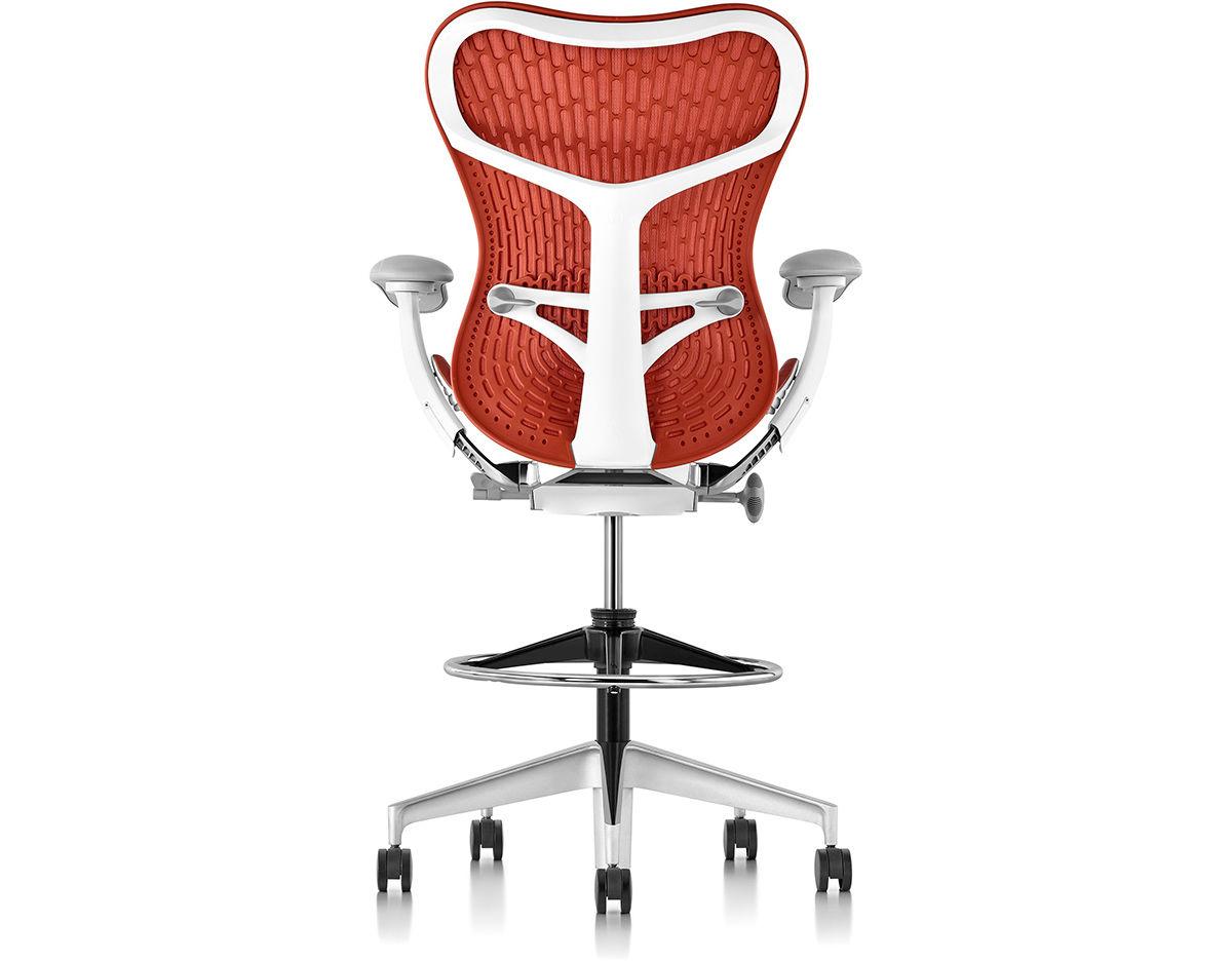 herman miller mirra 2 chair review rolling parts stool hivemodern